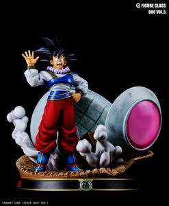 1/6 Space Ship Yardrat Goku Preorder deposit
